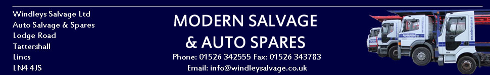 Windley Salvage Bardney